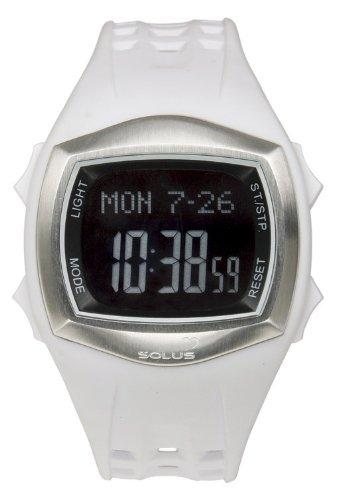 Bernex SL-100-002 - Reloj digital unisex de plástico Resistente al agua