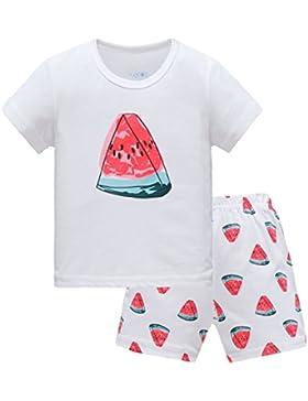 Hugbug - Pijama - Manga corta - para niña