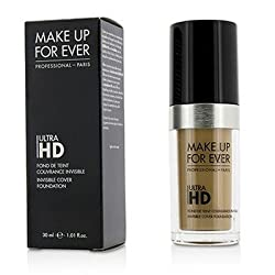 Make Up For Ever Ultra HD Invisible Cover Foundation -  Y315 (Sand) 30ml/1.01oz