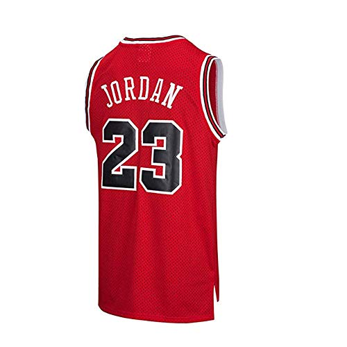 423f64f4a7b40 HULAI Maillot De Basketball Masculin Le Joueur De Basket-Ball Chicago Bulls  Michael Jordan Swingman