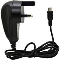 The FX Factory 3 UK-Pin Micro-USB Home Wall Mains Charger