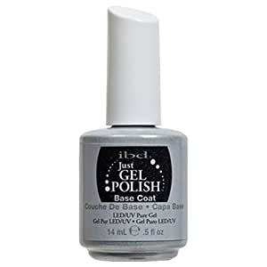 IBD Just Gel Vernis à Ongles UV 56 Gorgeous Shades Summer Sale !! Base Coat