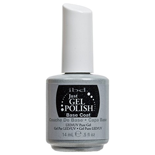 IBD Just Gel Polish Base Coat LED UV Pure