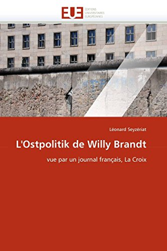 L''ostpolitik de willy brandt