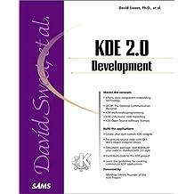 KDE 2.0 Development by Sweet, David (2000) Paperback