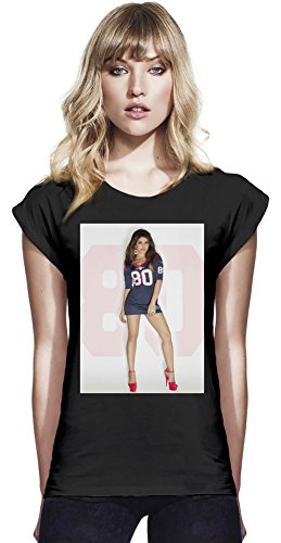 Thursday-Night-Football Womens Continental Rolled Sleeve T-Shirt Large