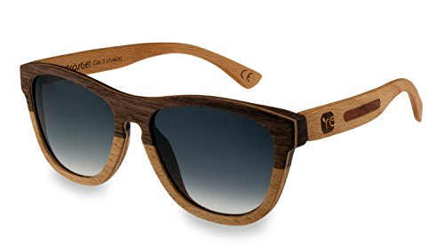 Holz Sonnenbrille Overseer Swing