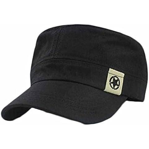 Fortan Tetto piano militare Cappello Cadet Patrol Cappello Bush Baseball Field Cap - Display Militare Caso