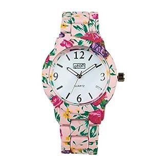 Eton Reloj Analógico para Mujer de Cuarzo con Correa en Ninguno 3150L-PK