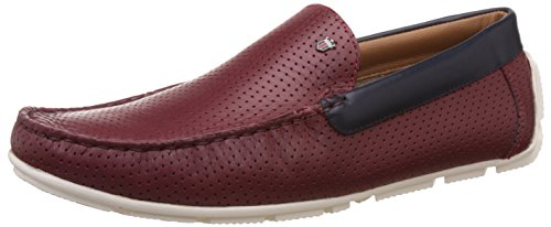 Louis Philippe Men's Leather Loafers And Moccasins