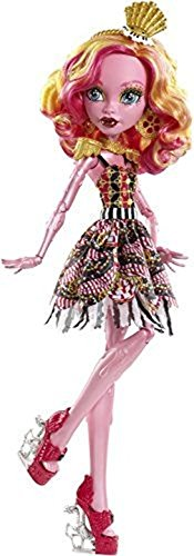 Monster High - Muñeca Gooliope Jellington (Mattel CHW59)