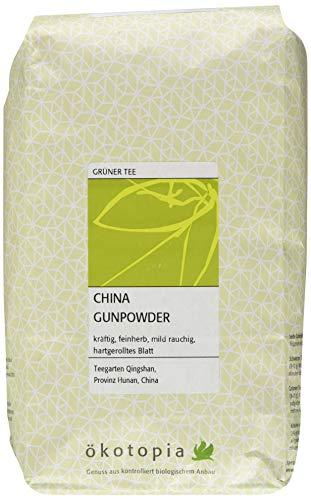 Ökotopia China Gunpowder, 1er Pack (1 x 500 g)