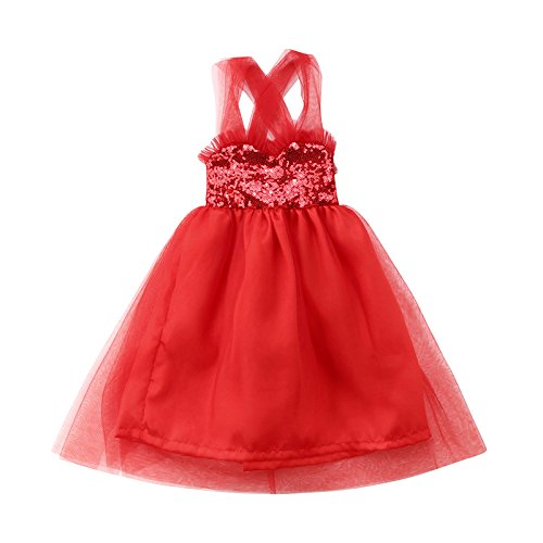a01f7f3ca1b69 ZXCVBN Sequins Toddler Kids Girl Princess Dress Sleeveless Backless Tutu  Ball Gown Formal Pageant Party Wedding Dresses