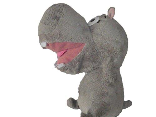(X-anderen–Kuscheltier Dreamworks Madagaskar Nilpferd Gloria grau–5663)