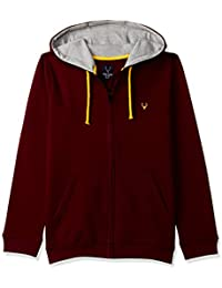 Allen Solly Junior Boy's Cotton Sweatshirt
