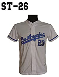 NY FRIDAYS Camiseta Abierta Los Angeles 23 Blanco ST 26 (S) 8b1a28e8080ec