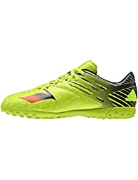 5c803d6b4ee adidas Unisex Kids  Messi 15.4 Tf J football Shoes