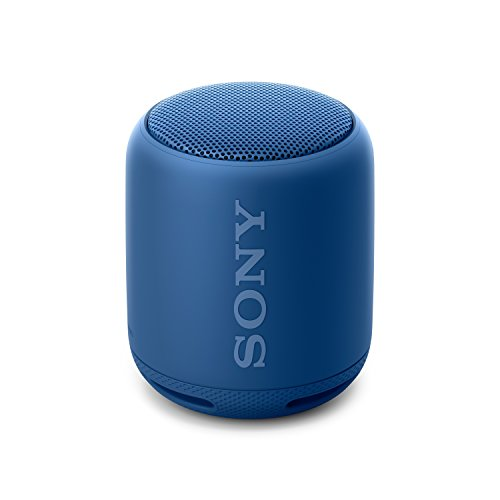 Sony SRS-XB10 Portable Wireless Speaker NFC, Bluetooth and EXTRA BASS, Blue