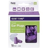 Flents Quiet Time Foam Ear Plugs, 20 Count by Flents preisvergleich bei billige-tabletten.eu