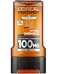 L'Oréal Men Expert Hydra Energetic Shower Gel, 300ml