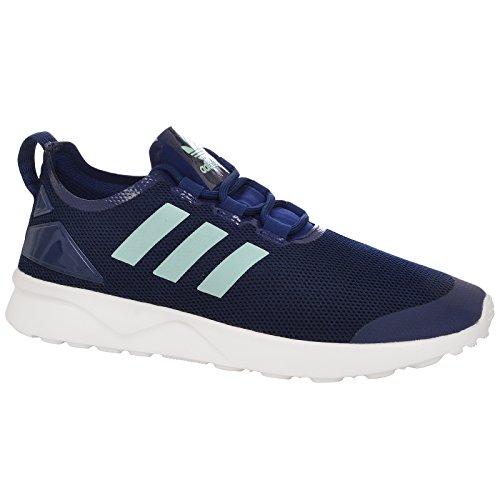 adidas Originals ZX Flux - Damen Sneaker - Marineblau - 4