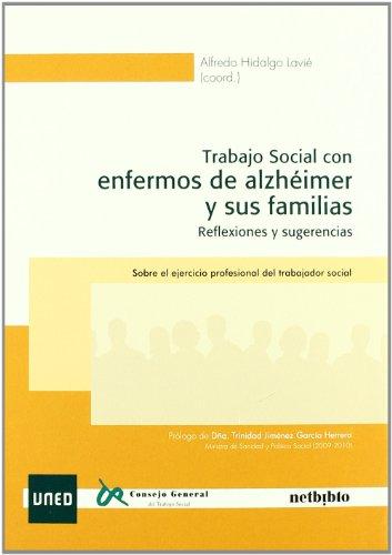 Trabajo Social Con Enfermos De Al (Sobre el ejercicio profesional del trabajador social)