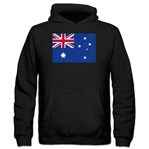 Australia Flag Kinder Kapuzenpulli by Shirtcity (Hoodie Australien)