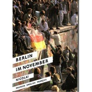 Berlin im November: Dt. /Engl. /Franz.