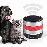 RelaxoPet Entspannungsgerät | Hund und Katze; Version 2.0 | Beruhigung durch Klangwellen | Ideal bei Gewitter, Feuerwerk oder auf Reisen | Hörbar und unhörbar | 5V, kabellos - 2
