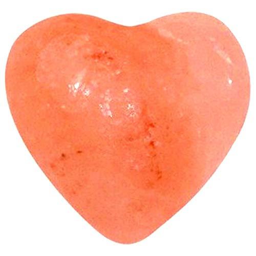 Vibrations Cristallines Coeur en Sel de l'Himalaya