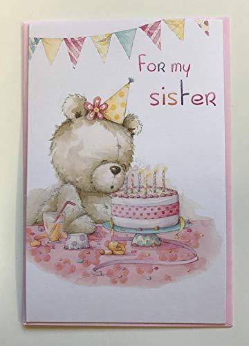 """Für my Sister """", englischsprachig"""