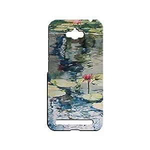 G-STAR Designer Printed Back Case / Back Cover for Asus Zenfone Max (Multicolour)