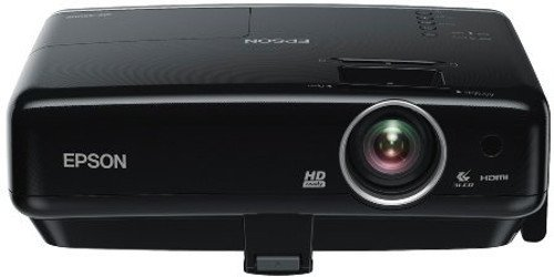 Epson MG- 850HD 3LCD HD-Ready Heimkinoprojektor für Apple iPod/iPhone/iPad 800 Ipod