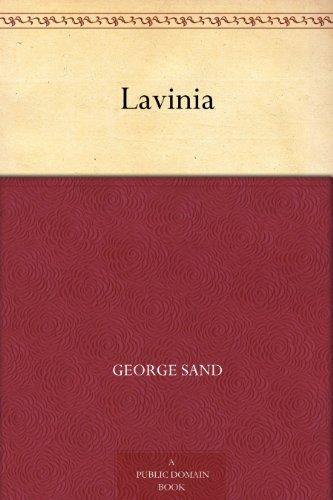 Couverture du livre Lavinia