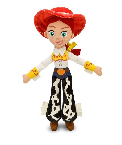 DISNEY TOY STORY 3 JESSIE PUPPE COWGIRL DOLL PLUSH