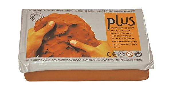 Sio2 Plus 1Kg Self Hardening Clay Terracotta