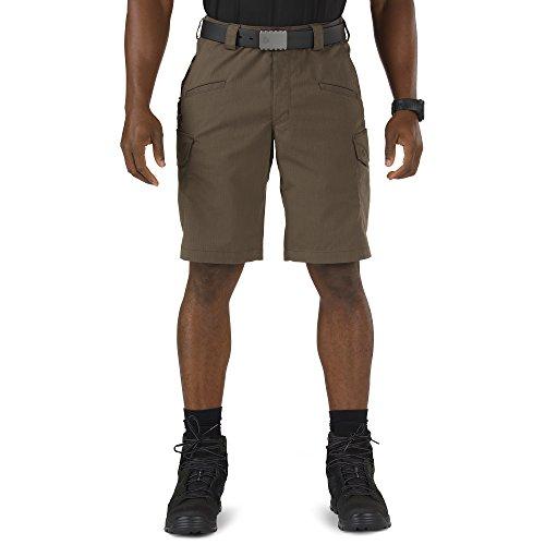 7 Tactical Shorts (5.11 Herren Stryke Short Tundra, 34)
