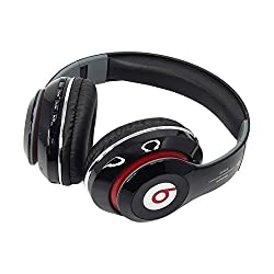 Life Like Studio Stn-13 Bluetooth Wired & Wireless Headphones With Tf Card/Mic/Fm Support