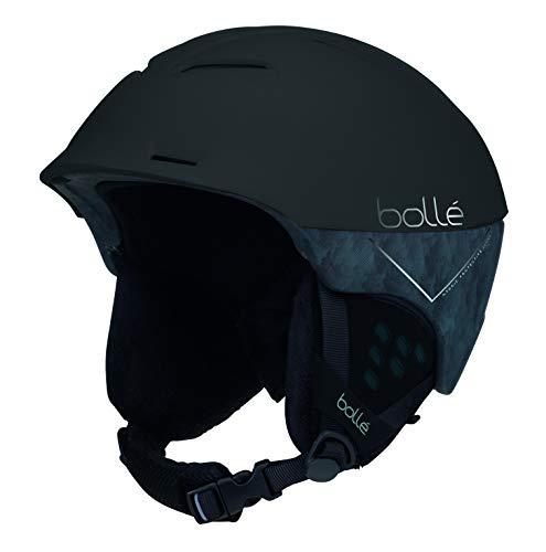 Bollé - SYNERGY - Casque de ski - Mixte - Adulte -  - Noir -( noir/bleu) - 58-61CM