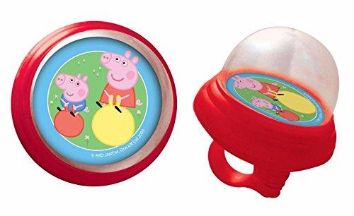 Bocina Presion Infantil Niño Niña Peppa Pepa Pig a Manillar de Bicicleta 70201 6221