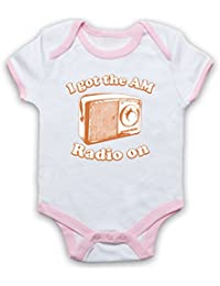 Inspired by Modern Lovers Roadrunner Unofficial Baby Grow