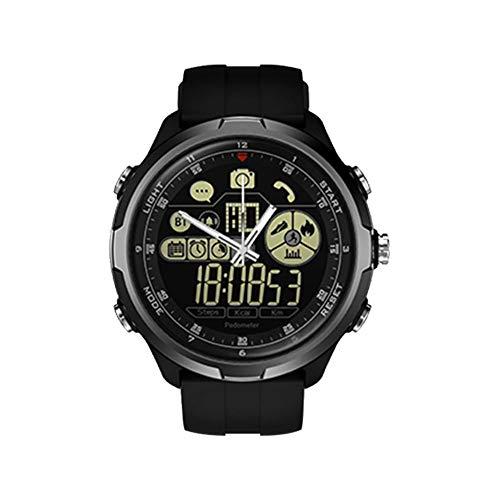 Smartwatch Impermeabile, Sport Smartwatch Bluetooth 4.0, 1,24 Pollici