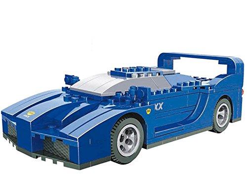 Construcciones Ausini coche de carreras F1 NO26406 AZ43 piloto