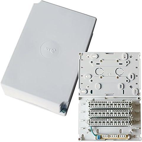 BT 220B Boîte Connexion–237b IDC Bandes câble coupleur de jonction bornier–Cablefinder