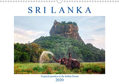 Sri Lanka (Wall Calendar 2020 DIN A3 Landscape): Tropical paradise in the Indian Ocean (Monthly calendar, 14 pages )