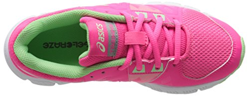 Asics Gel Contend 3 PS Synthétique Chaussure de Course Hot pink-Pistachio-flash Coral
