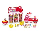 Partner Jouet A1101981 - Il supermercato, Hello Kitty