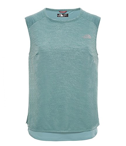 The North Face Ido Chemise Femme Mineral Blue