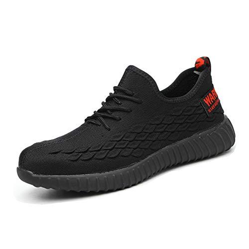 Zapatos Seguridad Hombre Mujer Punta Acero