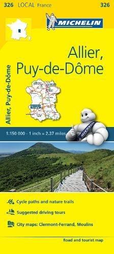 Michelin Allier, Puy-de-Dôme